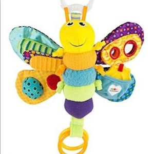 🌹Lamaze Freddie the Firefly Tactile Baby Toy